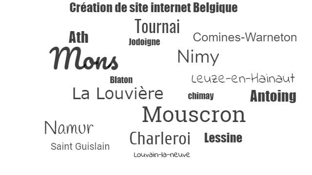 DELAERE CONSULTING - création de sites internet en Belgique