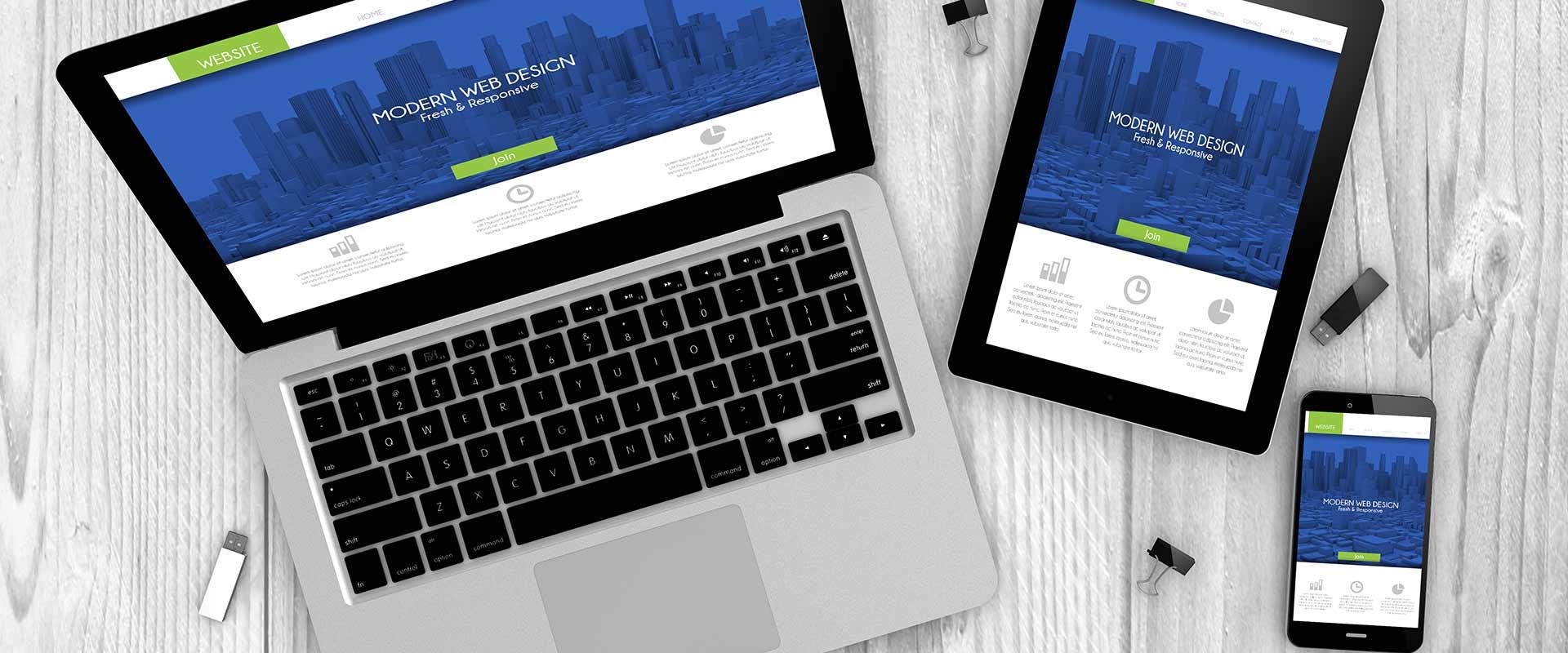 Création de sites internet et référencement par Delaere Consulting