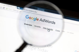 Référencement de sites internet Google AdWords