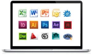 Fomations logiciels de bureautique et webdesign