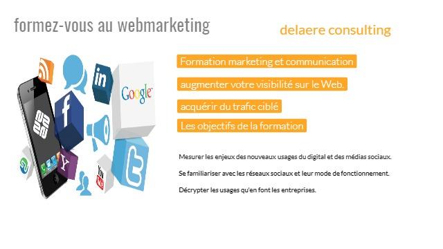 Formations bureautique et webdesign