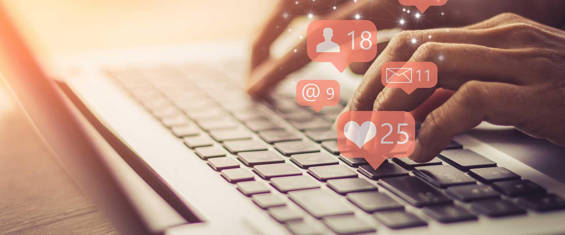 Réseaux sociaux - développer votre communication