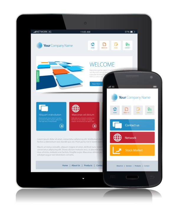 DELAERE CONSULTING - Création de sites internet mobiles